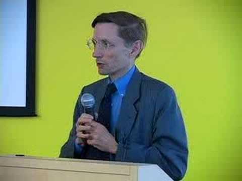 """Social Entrepreneurship"" - Ashoka's Bill Drayton speaks..."