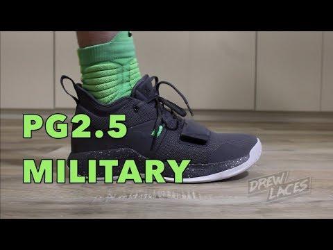 premium selection 20e28 c5c19 Nike PG 2.5