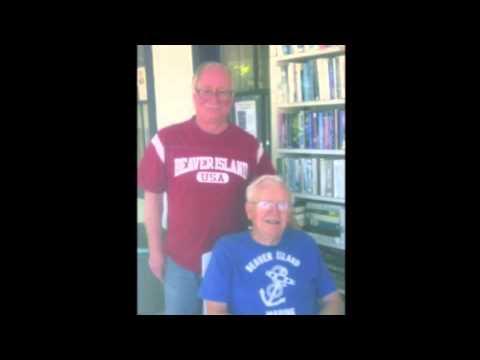 Alvin LaFreniere and Johnny Runberg - July 8, 2011