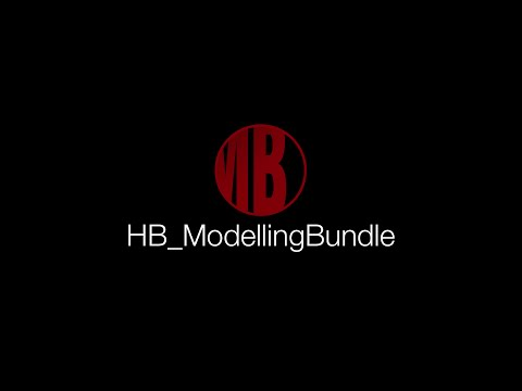 HB Modelling Bundle: Overview Part 1 of 2