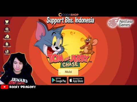 Buruan Download - Seru & Lucu Gamenya !!! Tom and Jerry: Chase (NETEASE) Android - 동영상