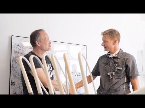 Tandlæge Århus velkomst video