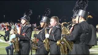 """Stoughton High Marching Band: """"By Land And By Sea"""" (9-14-18)"""