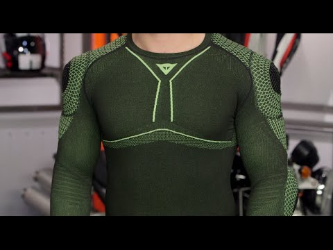 Dainese D-Core Armor Shirt & Pants Review at RevZilla.com