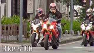 BIKERS #108 - Best Superbikes sounds on the streets!