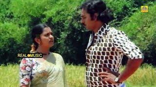 பாக்கியராஜ் & ராதிகா நடித்த தமிழ் சினிமா காதல் காட்சி || #Bhagyaraj || #Radhika || #Love Scenes