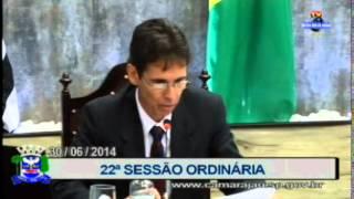 Câmara de Vereadores da cidade de Jaú/SP - Moção 53/2014 e Ofício 688/2014