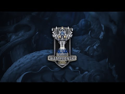 SK telecom T1 ( SKT ) vs Royal Never Give Up ( RNG ) - Worlds 2017 Yarı Final