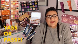 Yass Or Pass! *The Rise Of The Mini Palette*
