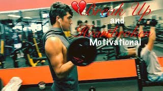 Download Lagu Break Up and Heartbroken  ! Fitness Motivation ! (Stay Strong) Ft. Hodge Twins @Gymshark mp3