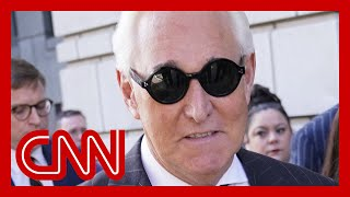 Trump commutes Roger Stone's sentence. Here's why he did it