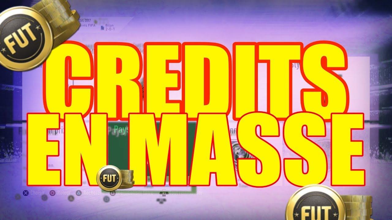Fut 19 Credits En Masse Pour Petit Budget Tech Pack Bronze Achat Revente Youtube