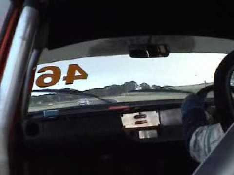 SR Powered Datsun 120Y at Philip Island