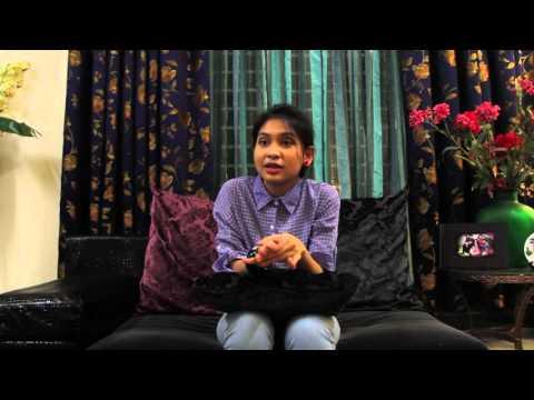 BTS Hidup - Sissy Imann Interview