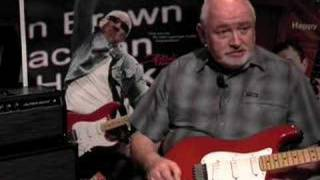 Alan Rogan, Guitar Tech for Pete Townshend of The Who