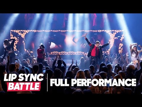 """Wanna Be Startin' Somethin'"" w/ the Stars! 