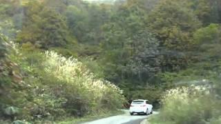秋の雄国沼へのドライブ