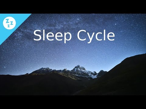 8 Hour Sleep Cycle Track, to improve quality of sleep.