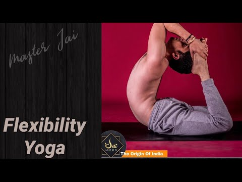 Yoga for flexibility/ open Back and Hips