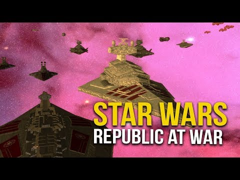 STAR WARS REPUBLIC AT WAR! Ep 28 - The Pride of the Core
