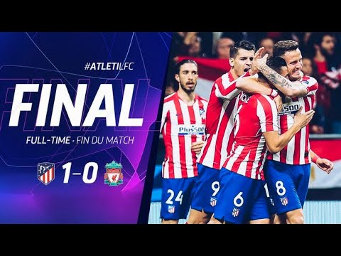 Аtlеtісо Маdrіd Vs Lіvеrpооl Highlights Hd Round Of 16 Uefa Champions League 2019/2020 1st Leg