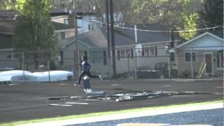 2012 Jane Addams Track Meet at Lemont Charlyncia Stennis 400m 1.02.06.mpg