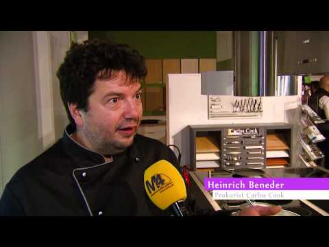 M4TV - Carlos Cook: Kundenevent