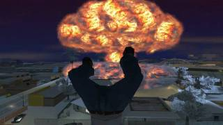 Repeat youtube video Gta San Andreas nuclear explosion