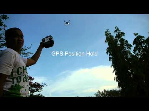 Heavy-Lift Octo Co-Axial/X8 Maiden Flight RC Philippines