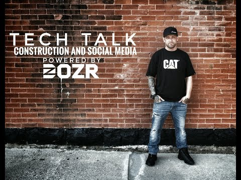 Construction and Social Media | Tech Talk Part 1
