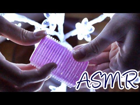 Nosso último ASMR com som antigo ♥  Apenas sons: Plástico, tapping, embalagem, bob e papelão