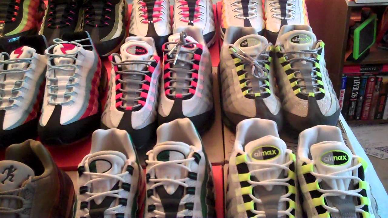 Air Nike 95 YouTube Max Collection 0dzxdr