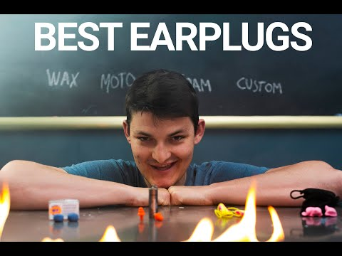 The Best Motorcycle Riding Ear Plugs - Tested