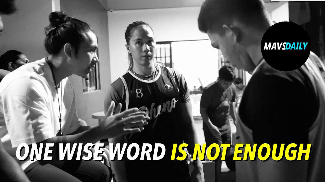 ONE WSE WORD IS NOT ENOUGH. | MAV'S DAILY 67