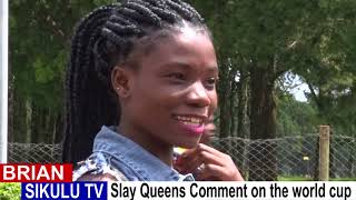Moi University Slay Queens comment on the World Cup 2018 Please don39t laugh alone SHARE