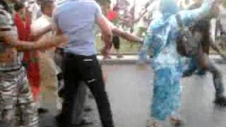 Manifestation 03 Juillet  2011 à Fkih ben salah - Mouvement du 20 février -