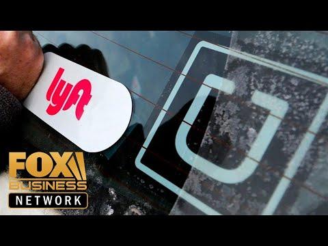 Uber, Lyft strike organizers speak to press