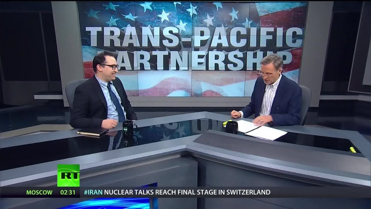What corporations are hiding about TPP?