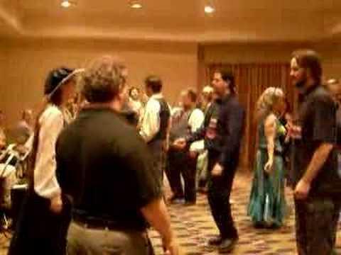 Regency Dancing at Baycon, 2007