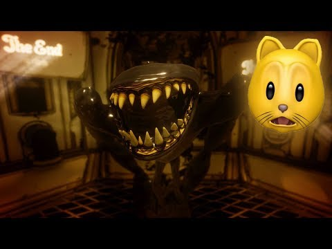 THE. END. | Bendy And The Ink Machine Chapter 5 [Part 2]