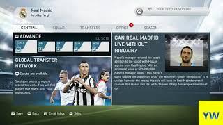 EA sports fifa14 -15 transfer glitch - buy player for free