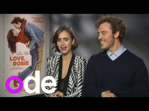Sam Claflin on a life spent in the friend zone