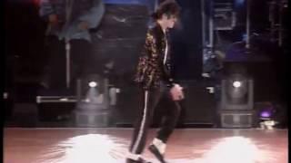 Лунная походка Майкл Джексон