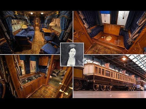 Queen Victoria train carriage to be restored