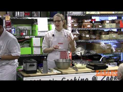 Cooking Demo with Adeena Sussman