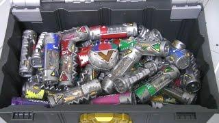 파워레인저 다이노포스 다이노셀 장난감 power rangers dino charge battery toys