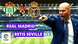 VICTOIRE OBLIGATOIRE / REAL MADRID vs BETIS SEVILLE ( LE RETOUR ENCORE UNE FOIS DE HZARAD)