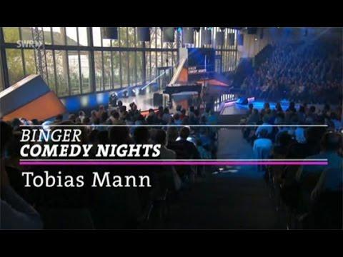 Binger Comedy Nights: Tobias Mann