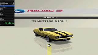 Ford Racing 3 - Ford Challenge any% speedrun in 1:21:50