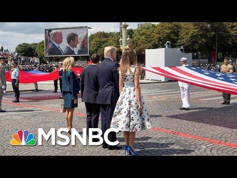 President Donald Trump's Military Parade: Celebration Or Waste Of Money?   MSNBC